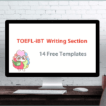 toefl writing template 14