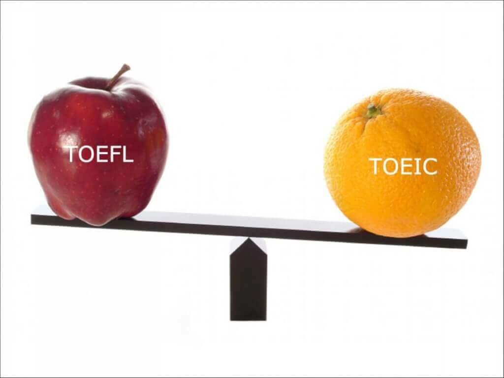 【TOEFLとTOEICの違い】仕事や転職に役立つのはどっち?