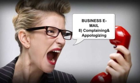 ビジネス英語・メール実践対応ー❽ー苦情・クレーム・謝罪英文メールの書き方