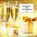 「新年・年始の挨拶」の正しいビジネス英語メール表現7選